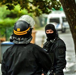 police à Dunkerque