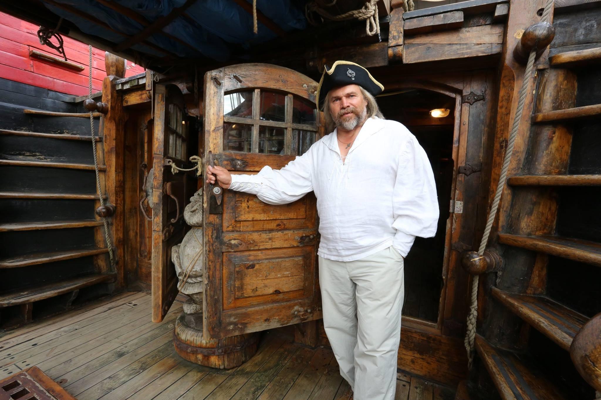 Le capitaine Vladimir Martus