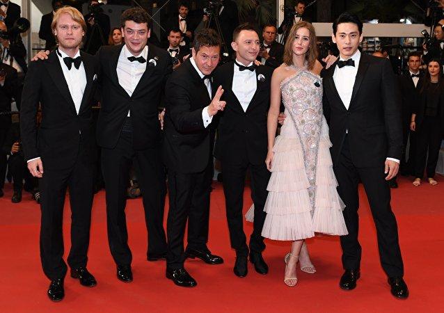 Le Festival de Cannes 2018, 71ᵉ édition (Deuxième jour)