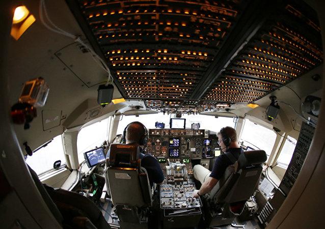 Boeing 757 (image d'illustration)
