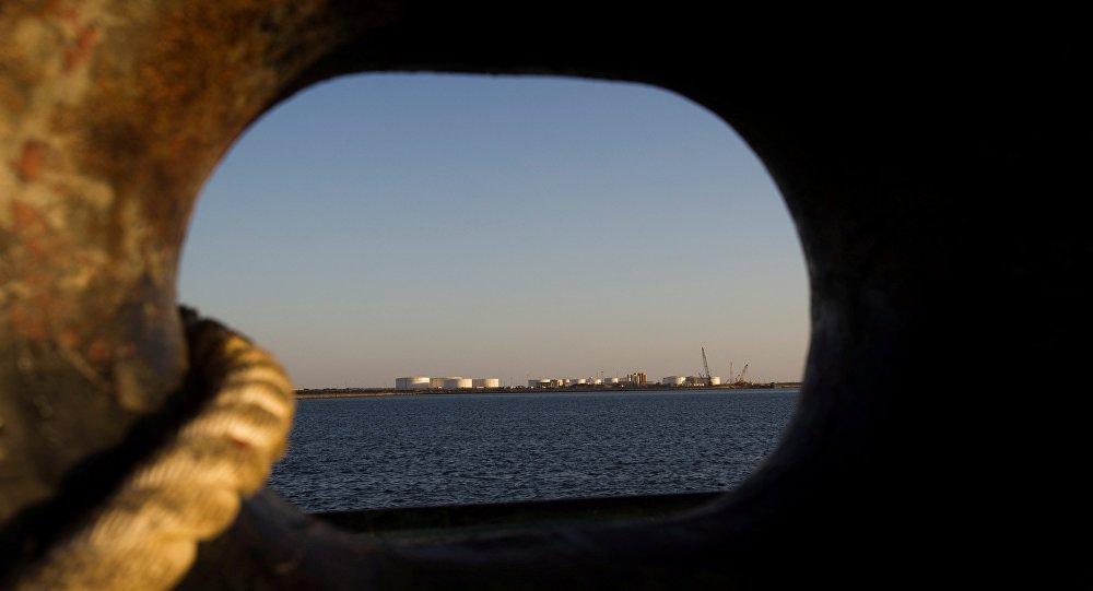 Le port iranien de Chabahar