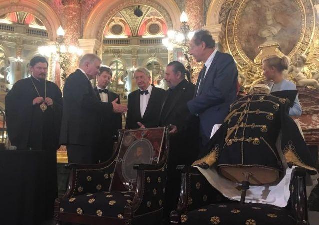 La France restitue à la Russie des reliques liées au meurtre de l'empereur Alexandre II