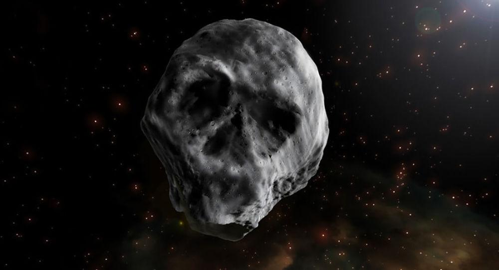 la comète 2015 TB145