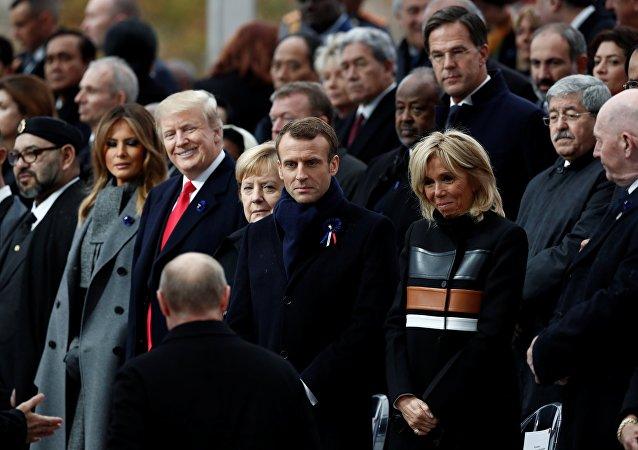 Paris réunit les dirigeants mondiaux pour le centenaire de l'Armistice