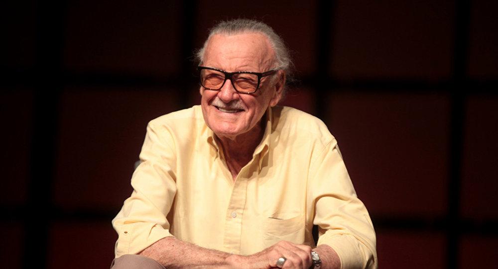 Décès de la légende de Marvel Comics — Stan Lee