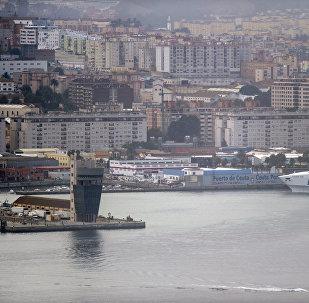 le port de Ceuta