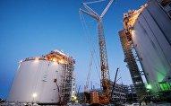 L'usine Yamal GNL