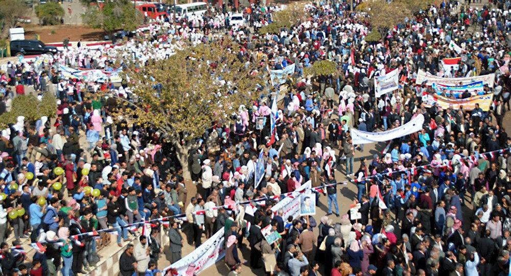 Retour de la joie d'une vie normale en Syrie: Deraa fête la fin du joug terroriste
