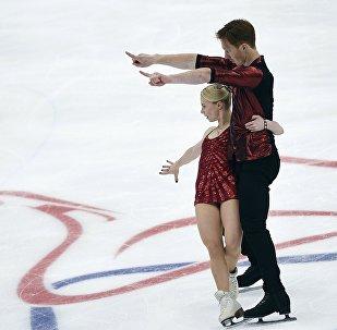 Evgenia Tarasova et Vladimir Morozov