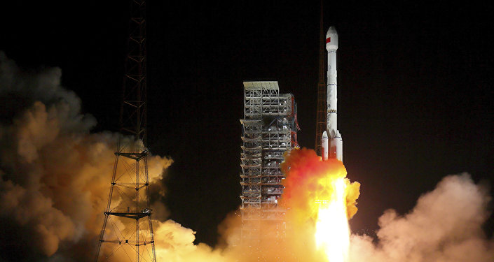 Un satellite chinois Beidou-3