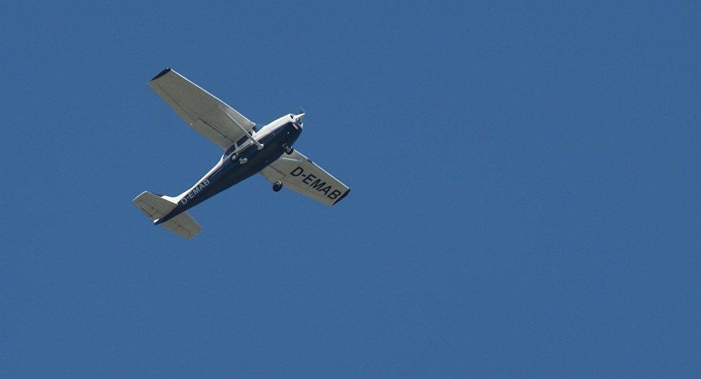 Un Cessna 172 Skyhawk (image d'illustration)