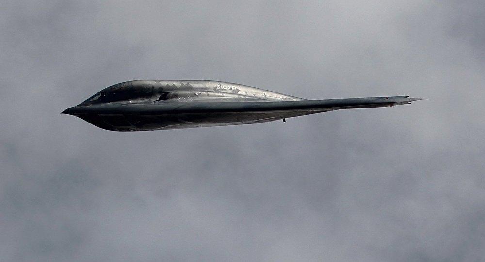 Bombardier B-2 Spirit