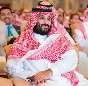 Prince héritier saoudien Mohamed ben Salmane