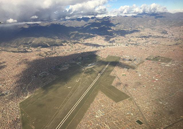 Aéroport de La Paz
