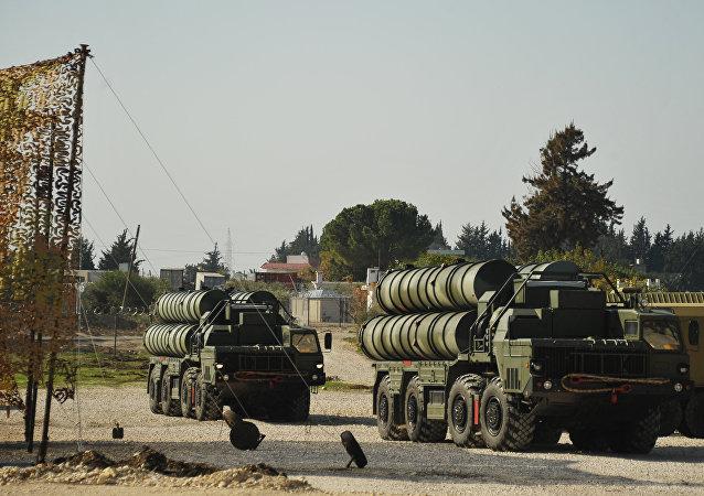 Les systèmes de missiles S-400