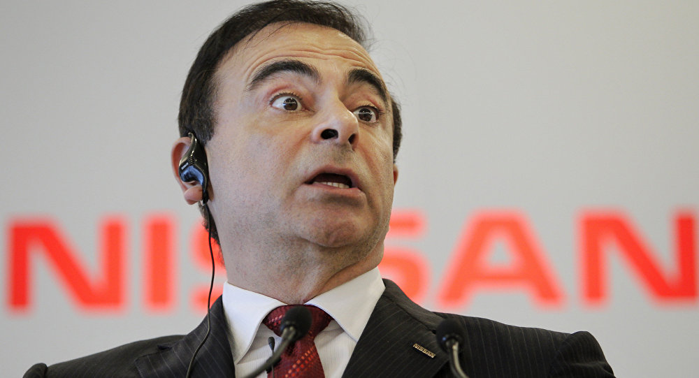 Carlos Ghosn