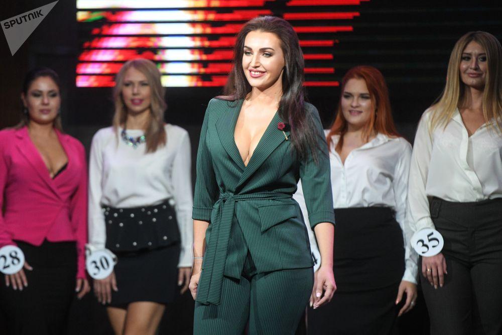 La finale des concours Top models russes et Top models Plus 2018