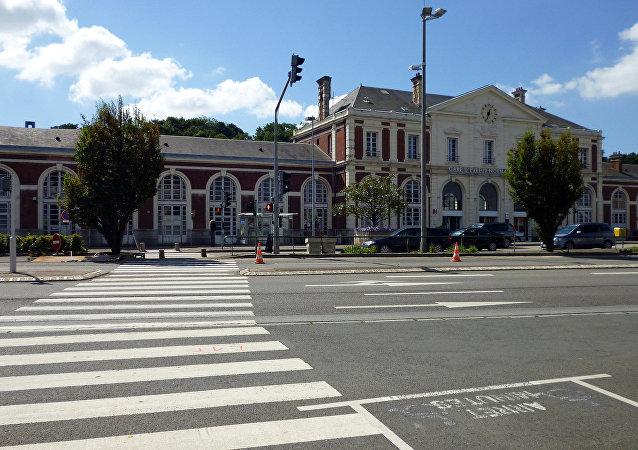 Gare d'Évreux-Normandie