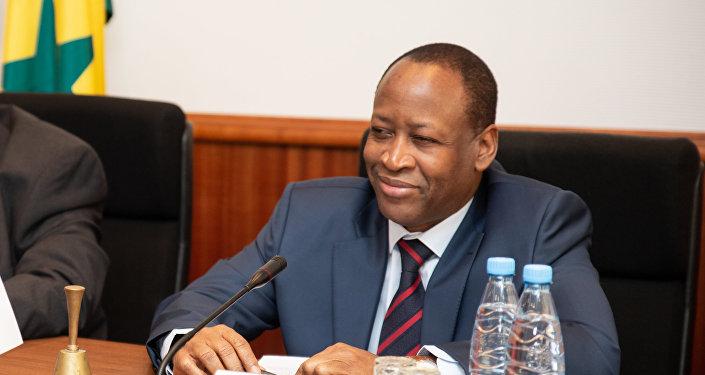 Abdou Salam Diallo, ambassadeur du Sénégal à Moscou