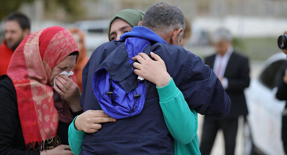 La fin du calvaire d'une adolescente syrienne enlevée par des radicaux