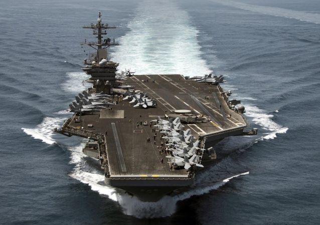 Présence US dans le Golfe, image d'illustration
