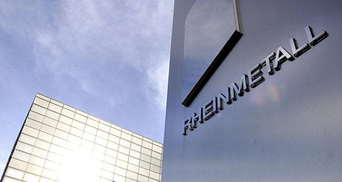 Rheinmetall à Düsseldorf