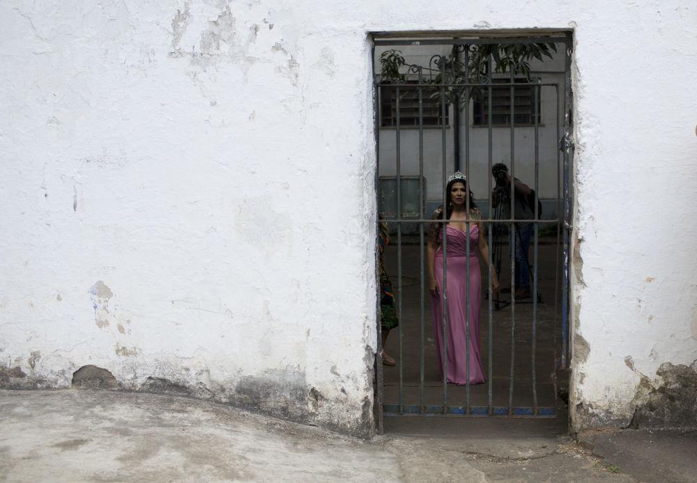 Un concours de beauté dans une prison brésilienne