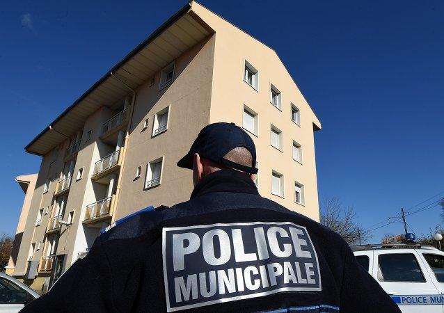 Un policier (image d'illustration)
