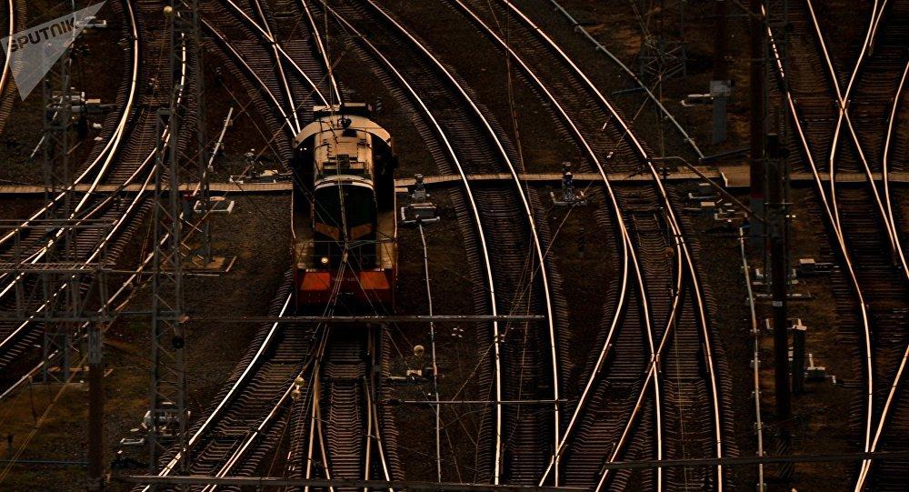 Des rails (image d'illustration)
