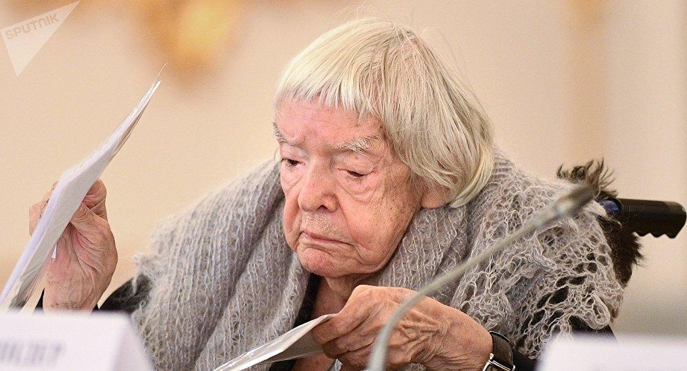 Lioudmila Alexeïeva