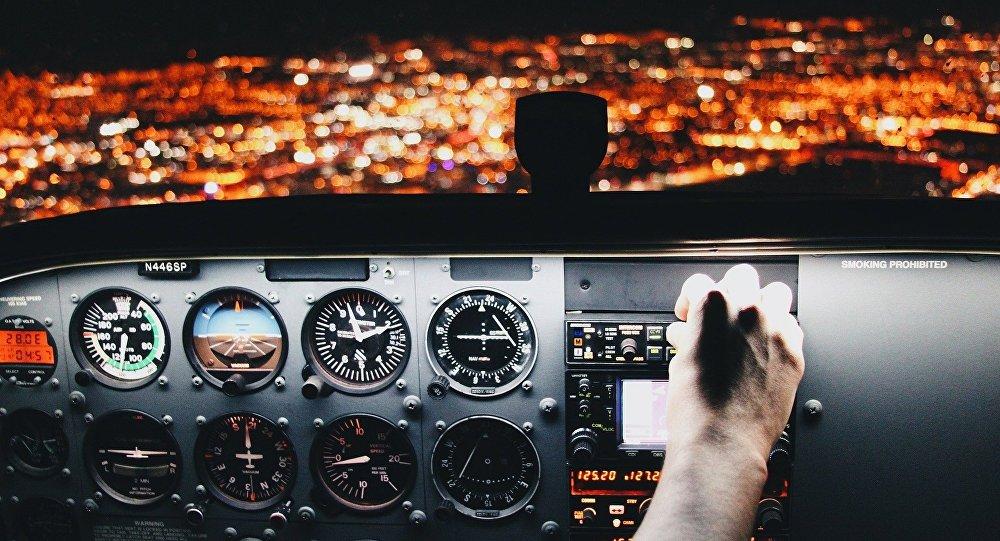 Un cockpit (image d'illustration)