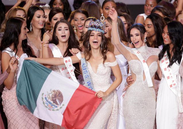 La finale du concours Miss monde 2018