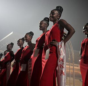 Retour progressif à la paix : le concours de beauté Miss Centrafrique