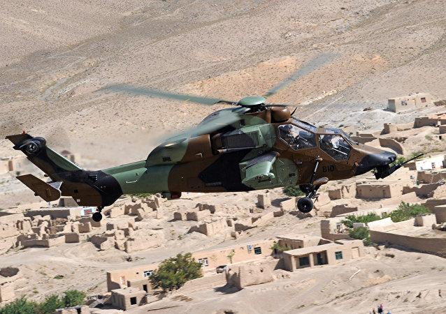 Hélicoptère Tigre
