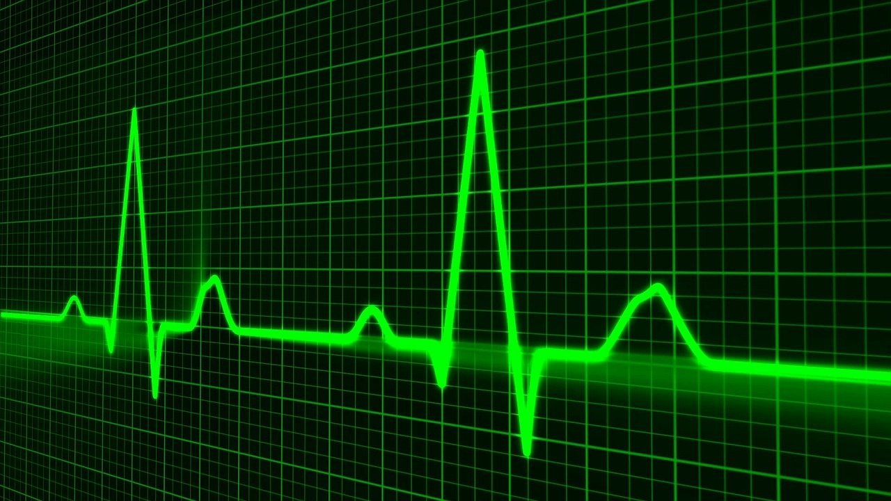 Un électrocardioscope