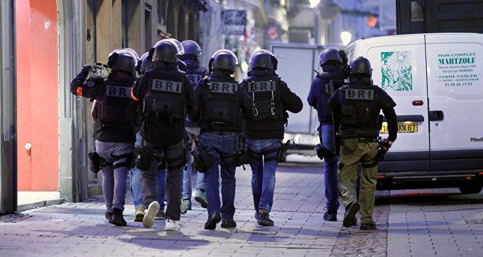 Situation à Strasbourg