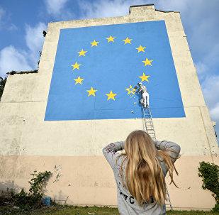 Banksy à Douvres