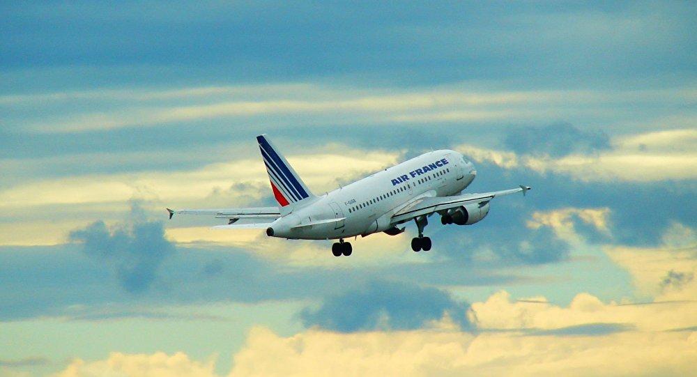 Un avion d'Air France / image d'illustration