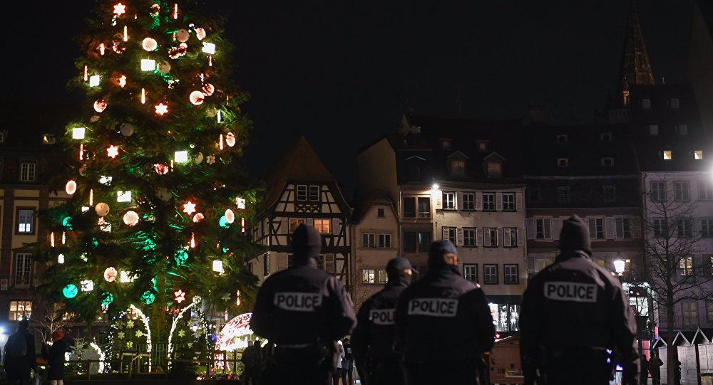 Strasbourg après l'attaque du 11 décembre 2018