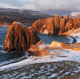 Mer d'Okhotsk