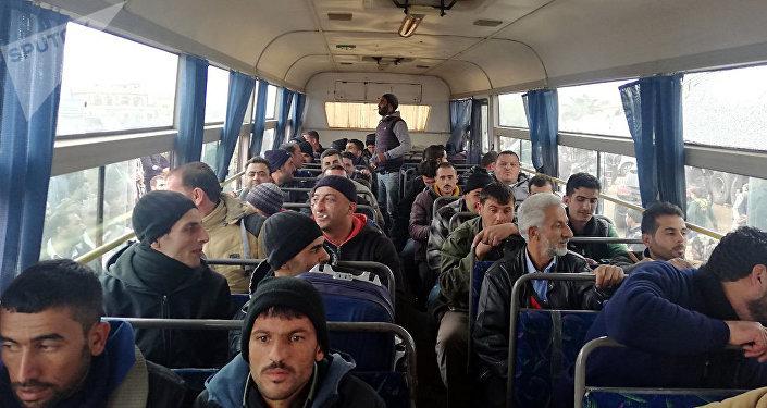 Des anciens radicaux rejoignent les rangs de l'armée syrienne