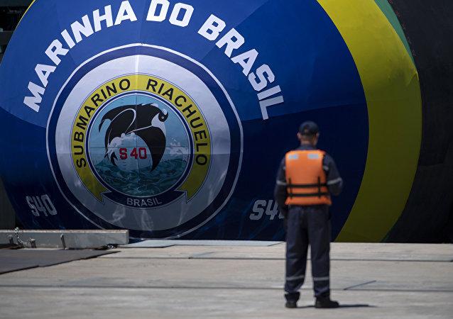 Le Riachuelo, nouveau sous-marin brésilien