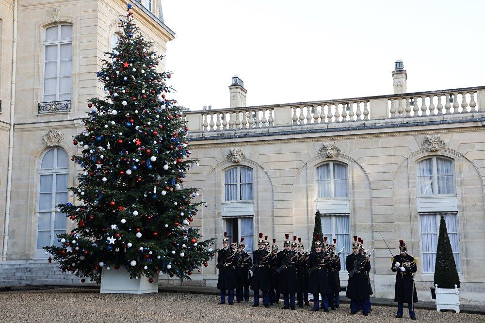 Les arbres de Noël les plus originaux du monde