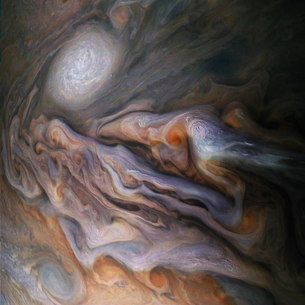 Les meilleures photos spatiales de 2018
