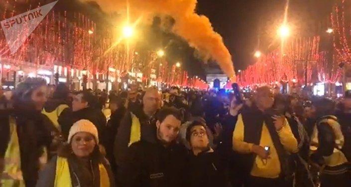 Blocages un peu partout en France — Gilets jaunes