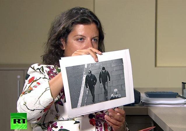 Alexandre Petrov et Rouslan Bochirov, désignés par Londres comme étant les deux principaux suspects de l'affaire Skripal, ont contacté eux-mêmes Margarita Simonian pour lui demander de les interviewer