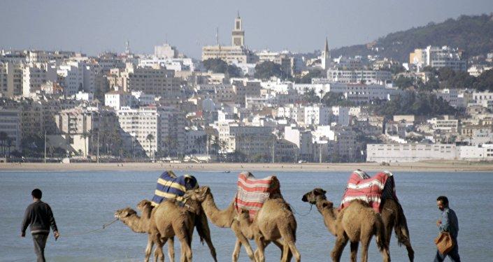 Maroc. Image d'illustration