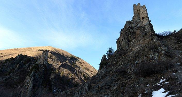 Les tours Vovnouchki, la forteresse la plus célèbre, une des merveilles de la Russie