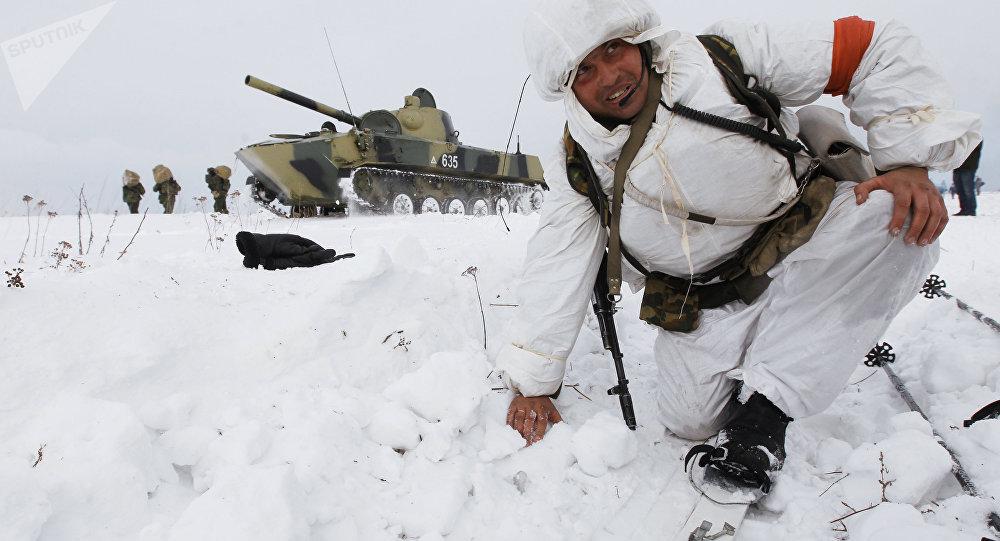 Troupes aéroportées russes