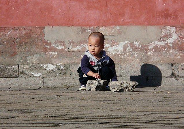 Un enfant chinois
